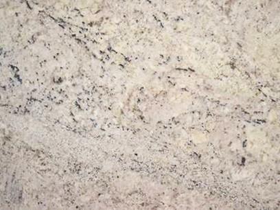 View of Granite - Selina White 3cm