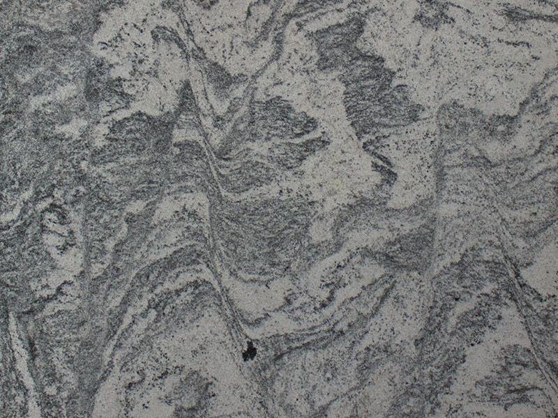 View of Granite - Silver Cloud 3cm