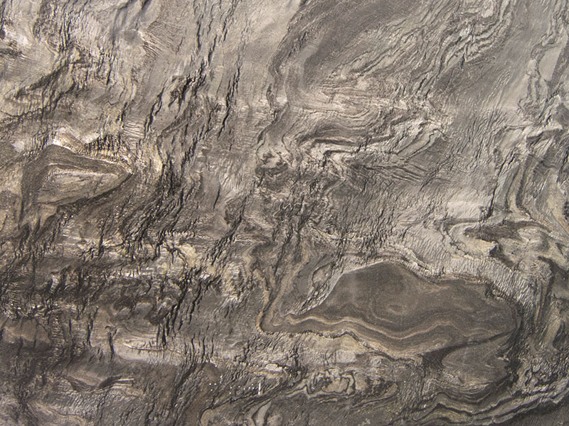 View of Quartzite - Silver Fusion Quartzite Leather 3cm