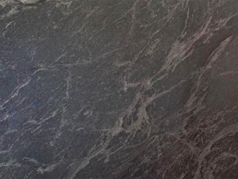 View of Granite - Silver Grey Honed 3cm