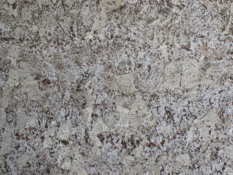 View of Granite - Smokey White 3cm