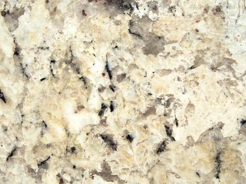 View of Granite - Snow Fall 3cm