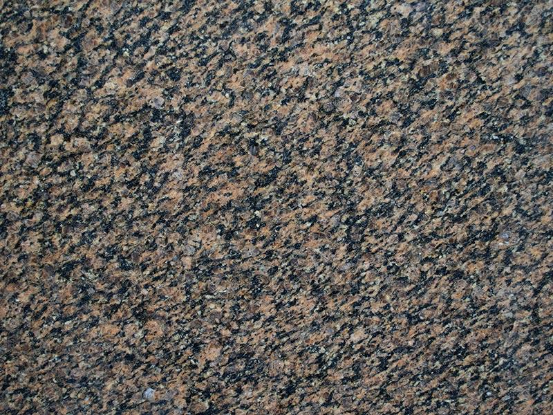 View of Granite - Tahoe Brown 3cm