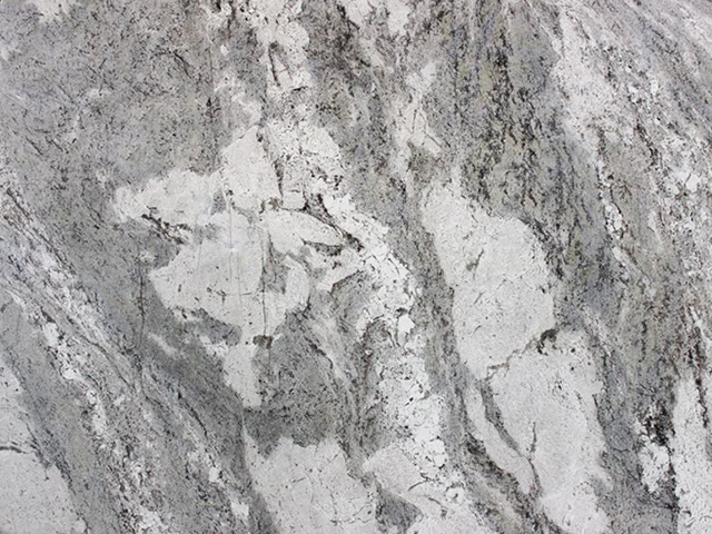 View of Granite - Taupe White 3cm