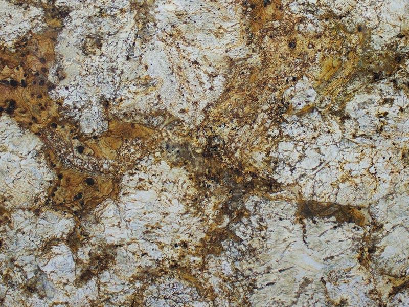 View of Granite - Taupe Wood 3cm