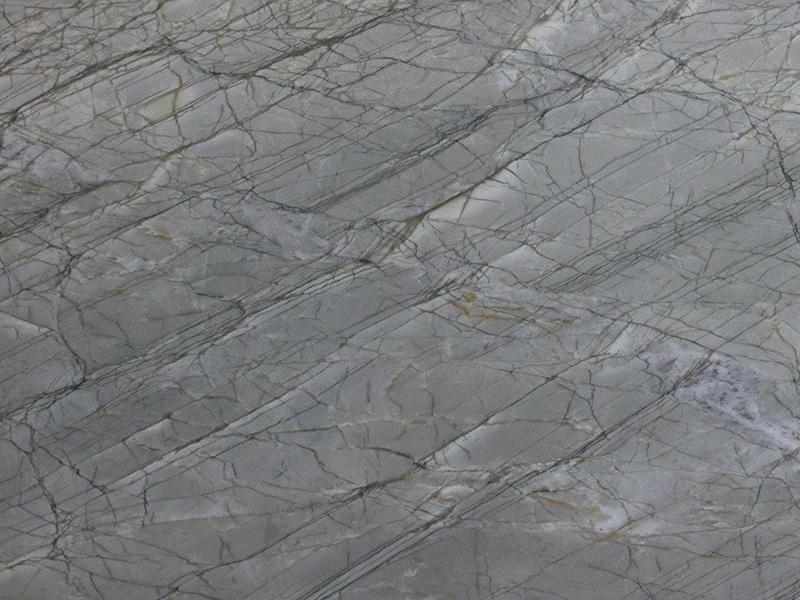 View of Quartzite - Toblerone Grigio Quartzite 2cm
