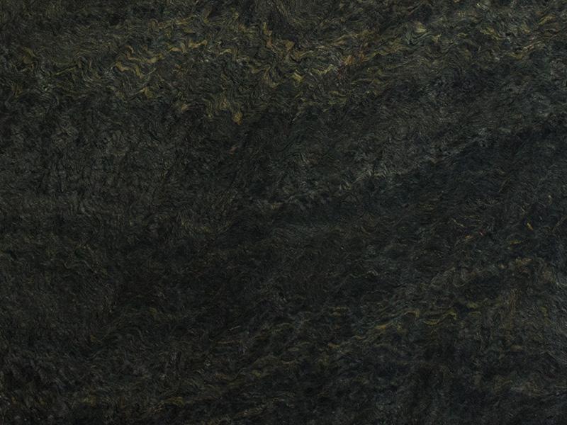View of Quartzite - Tungsten Black Quartzite 3cm