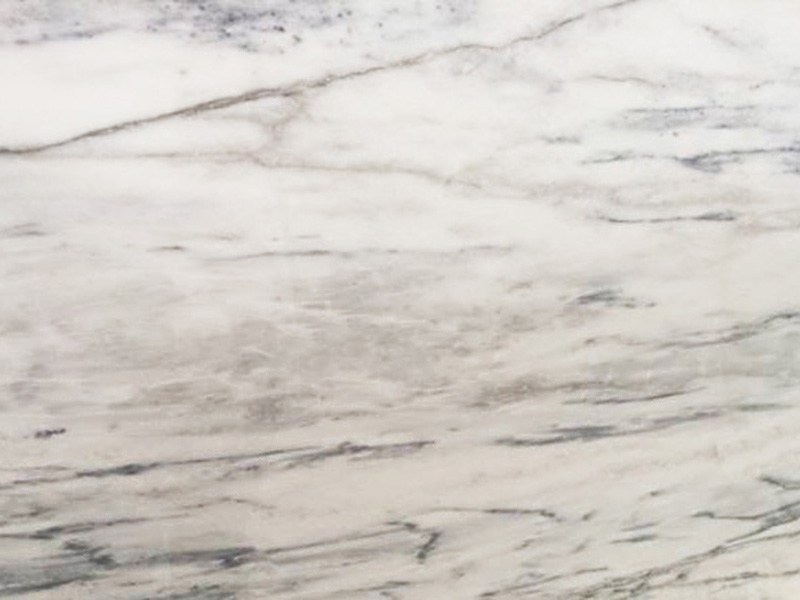 View of Marble - Vermont White Marble 2cm