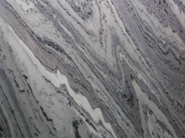 View of Marble - White Lightning 3cm