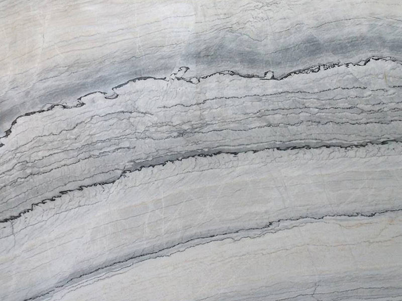 View of Marble - White River Marble 2cm & 3cm