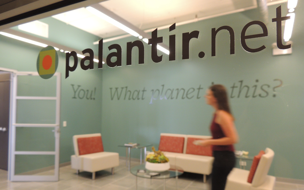palantir.net web design & development