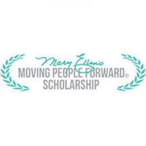 MARY ELLEN'S MOVING PEOPLE FORWARD SCHOLARSHIP Logo