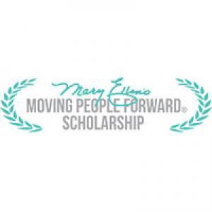MARY ELLEN'S MOVING PEOPLE FORWARD SCHOLARSHIP Logo