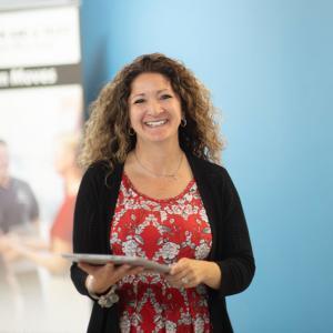 image of charlene, a marketing manager