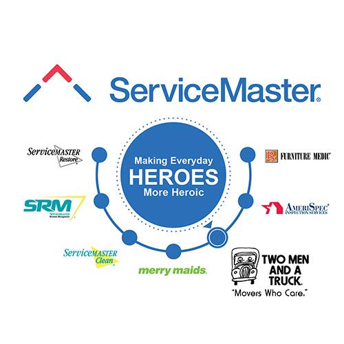 ServiceMaster Brands diagram