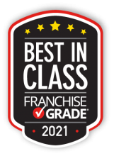 Franchise Grade - Best in Class Logo