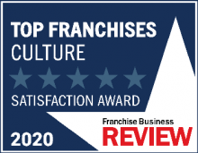 Top Franchises Culture Logo