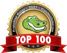 Franchise Gator 2021 Top 100