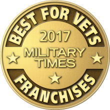 2017 Military Times Best for Vets Franchises