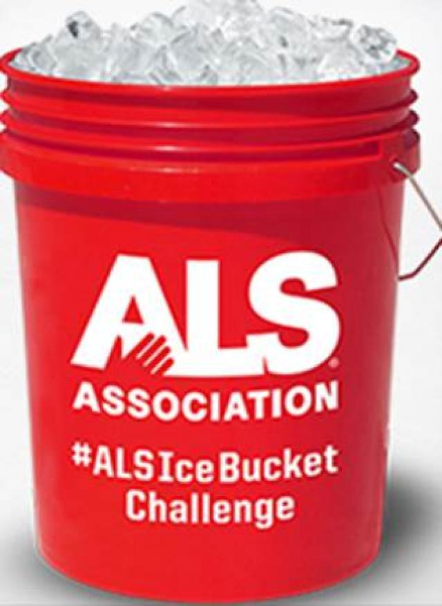ALS - ICE BUCKET CHALLENGE