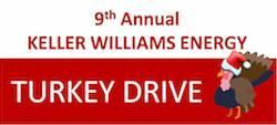 KELLER WILLIAMS GIVE WHERE YOU LIVE TURKEY DRIVE