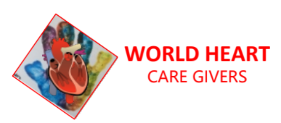 World Heart Care Givers Logo