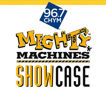 MIGHTY MACHINES SHOWCASE