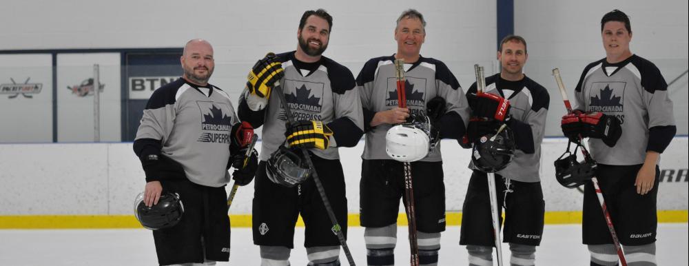 Petro-Canada Customer & Associate Appreciation Hockey Tournament