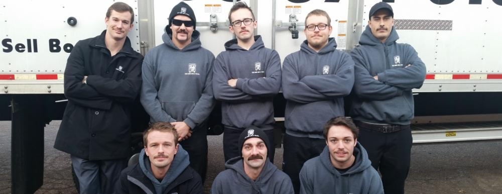 TWO MEN AND A TRUCK® Oshawa Movember