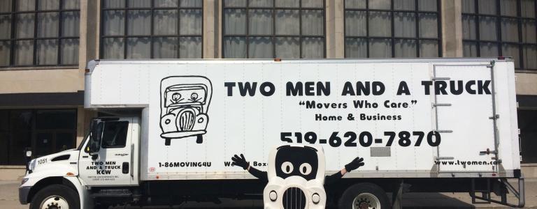 Professonal movers serving Kitchener, Cambridge, Waterllo