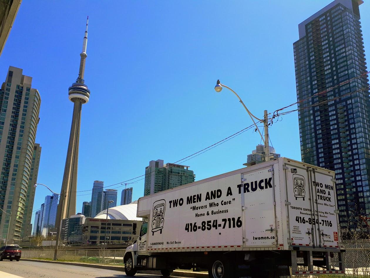 Movers in Midtown & Downtown Toronto, ON | TWO MEN AND A TRUCK