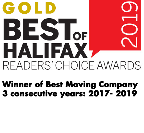 reader's choice for Best Movers in Halifax