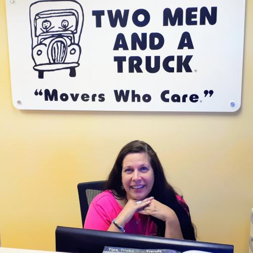 Jan from Two Men and A Truck Newmarket