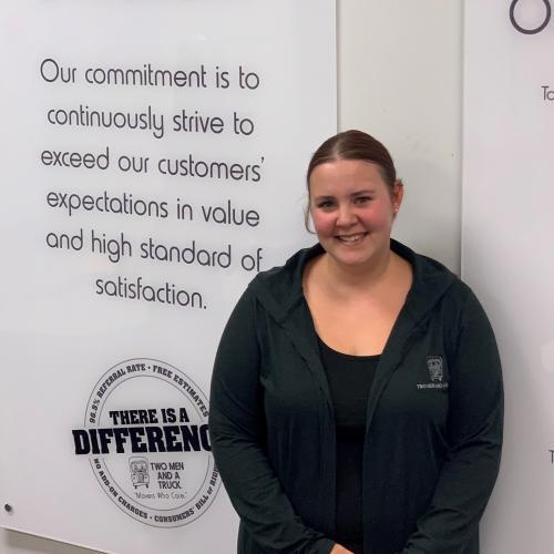 Alysha Kibble, Customer Service Representative