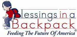 Two Men And A Truck Livonia employees are proud to volunteer for Blessings in a Backpack in Livonia.