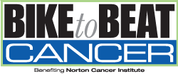 Bike to Beat Cancer Logo Louisville