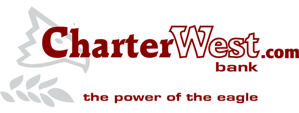logo for charterwest bank in omaha