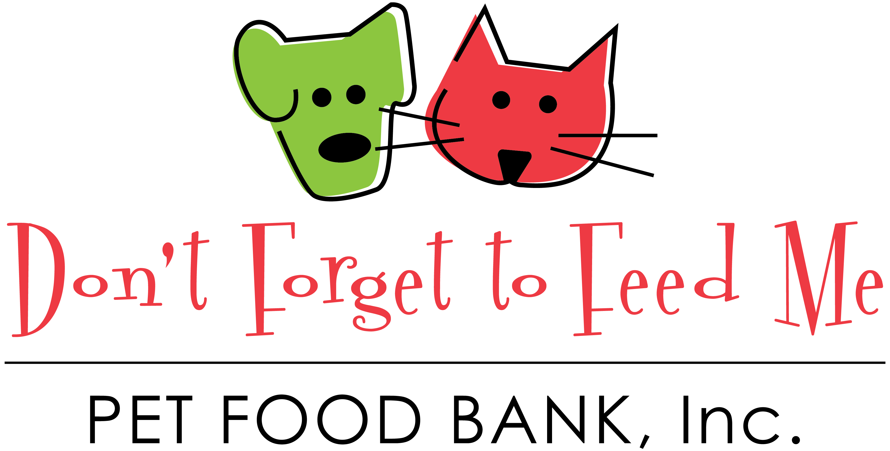 Don't Forget to Feed Me logo