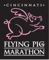 Cincinnatis Flying Pig Marathon Logo