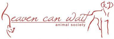 heaven can wait animal society logo