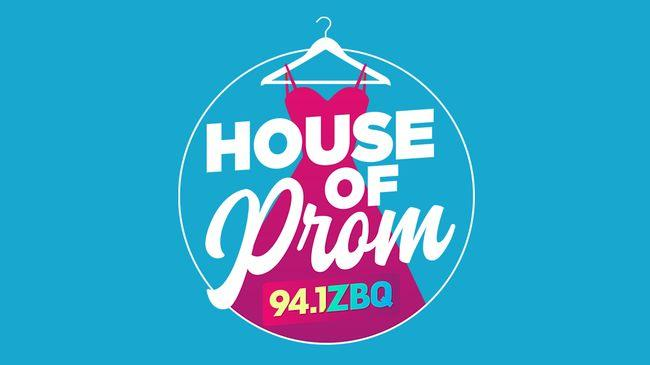 House of Prom Logo