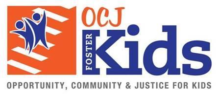 OCJ Kids logo