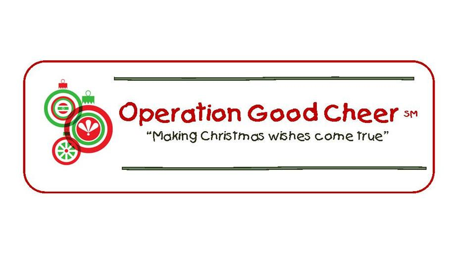 Two Men And A Truck north Wayne is proud to be an annual supporter of Operation Good Cheer.