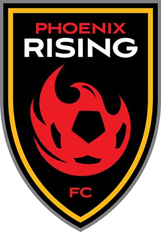Two Men and a Truck Moving and Storage Phoenix Rising Soccer Logo Tempe Arizona