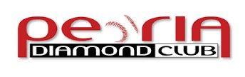 Peoria Diamond Club logo
