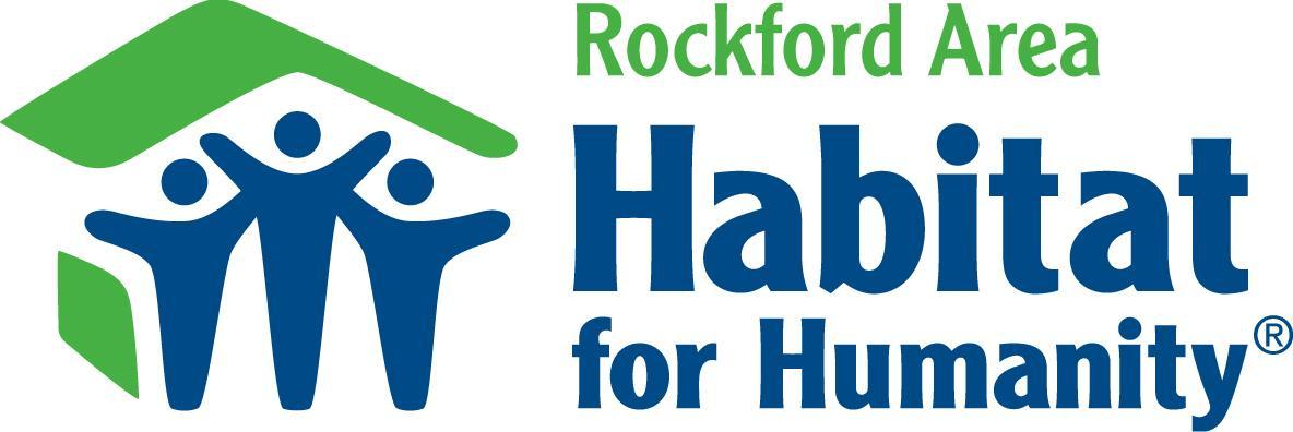 Rockford Area Habitat For Humanity Logo