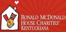 Ronald McDonald House of Kentuckiana Logo
