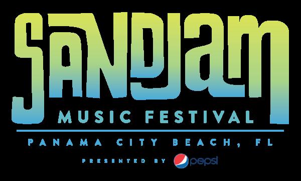 SandJam Fest Logo