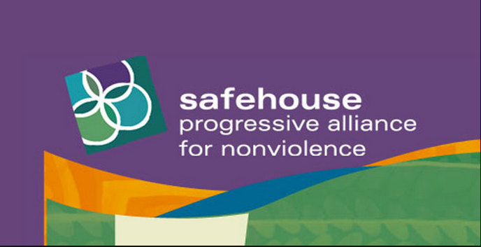 Safehouse Progressive Alliance for Nonviolence Logo