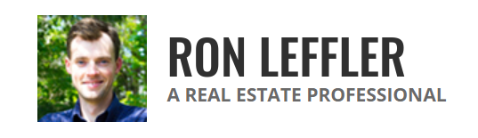 Ron Leffler, our real estate partner
